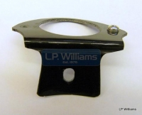 Oil guage mounting pod assembly
