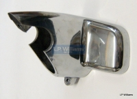 Rear lamp carrier T100 T120 TR6 1966/7