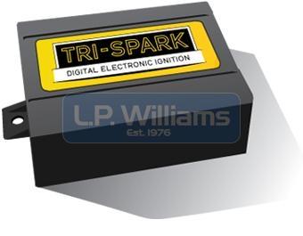 Tri Spark triple replacement control box