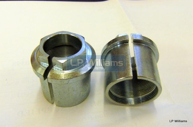Fork stem Sleeve Nut with damper hole up to 1966