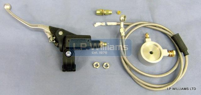 Complete PSP Hydraulic clutch kit  for triples