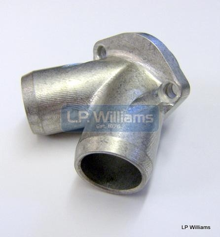 T160 Centre exhaust manifold CNC