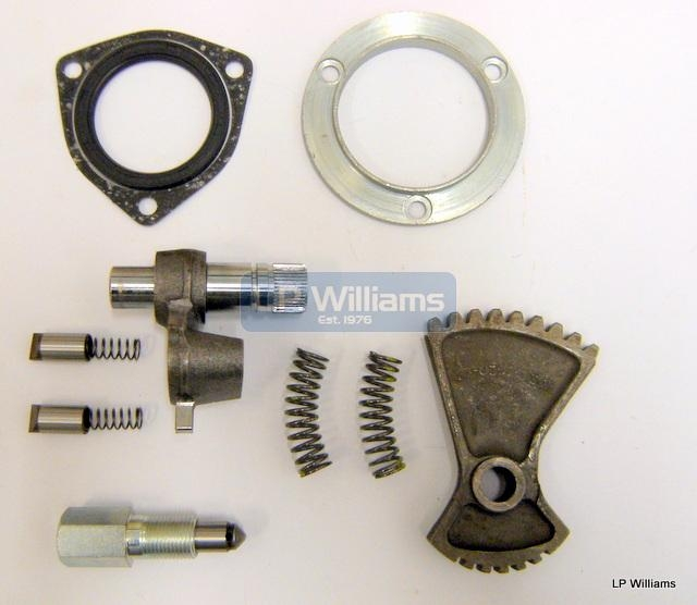 Extra parts required to Convert from a 4 speed to a 5 speed T150 only. This is in addition to the main FIVESPEED gearbox