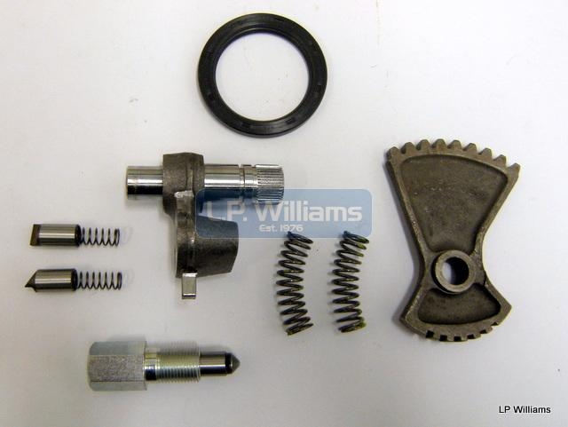 Extra parts required to Convert from a 4 speed to a 5 speed T120 only. This is in addition to the main FIVESPEED gearbox