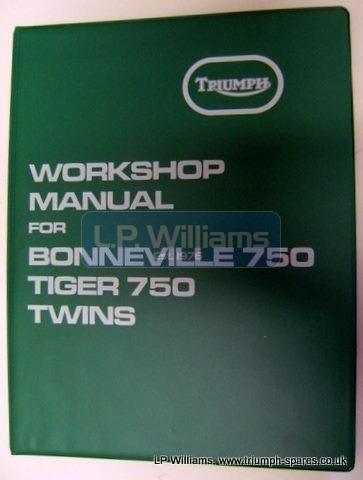 T140V Workshop manual 73-78