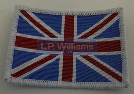 Union Flag badge