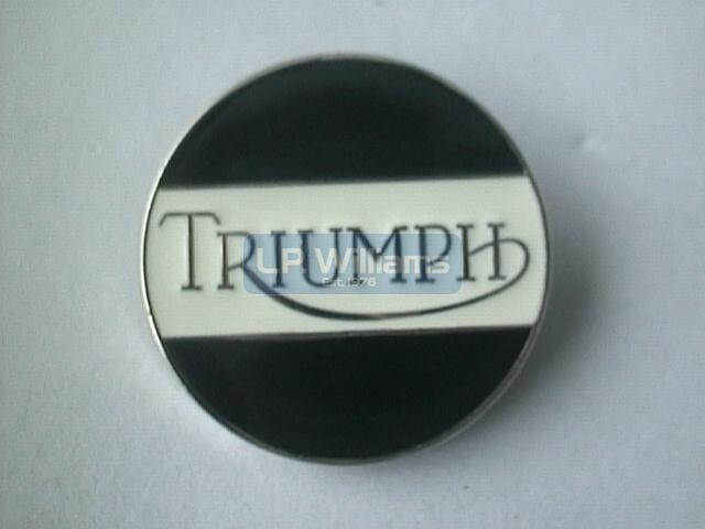 Pin badge Triumph