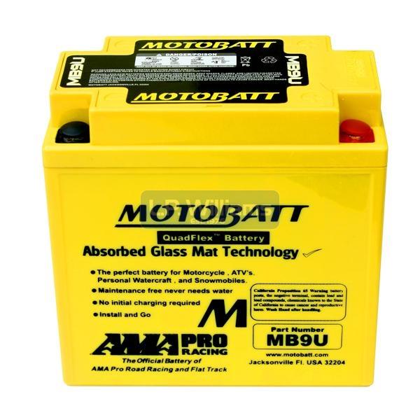 MotoBatt Maintenance free batery T120/T140/T150 /R3 11AH 12N9-4B-1 1970 on L=136mm W = 76mm H =133mm Gel battery. 4 terminals