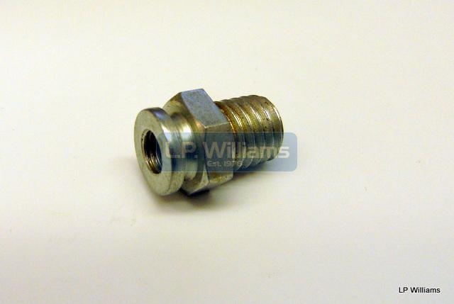 Clutch cable abutment T120 T140