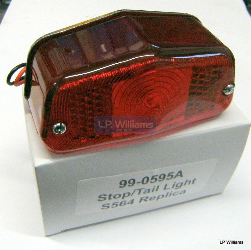 Stop/tail light S564 Replica