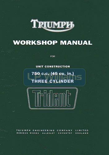 T150/T150V workshop manual