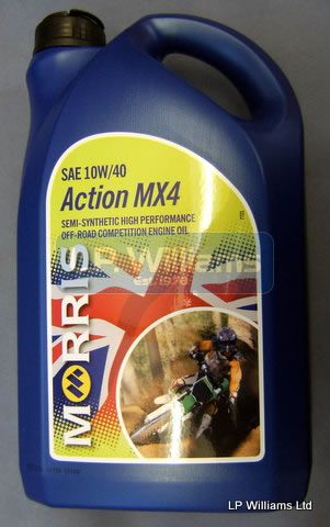 10w/40 Semi Synthetic  engine oil 4 Litres