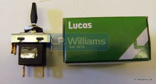 Light switch 3 position 5 pole LU31788