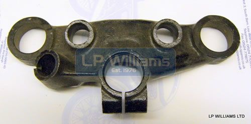 T150T/R3 top yoke for drum brake (Not Conical)