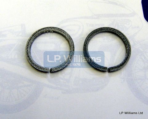 Damper valve seal conversion 1971 on (pair)