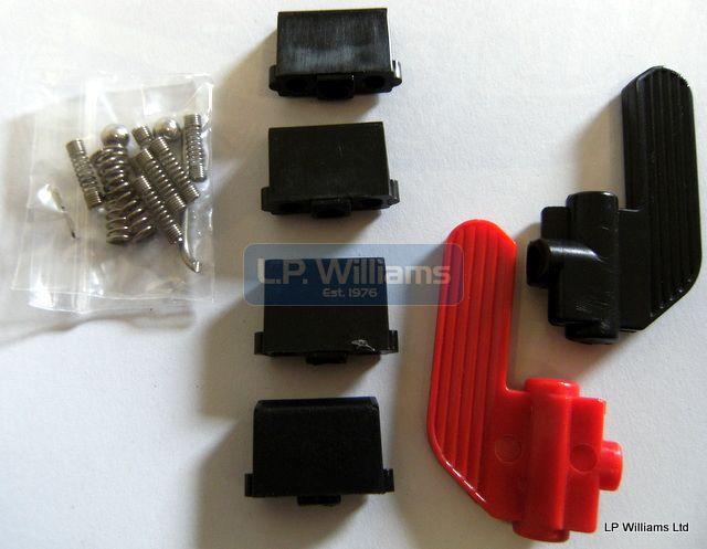 T160 T140 Lucas LH & RH switch repair kit Type 169SA