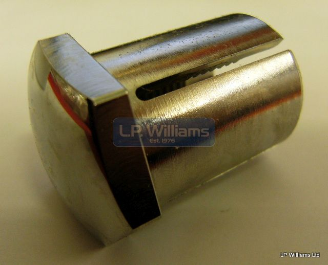 T120 T150 Steering stem nut conical 1971 (Early)