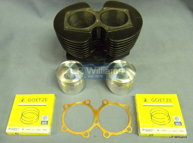 750cc conversion kit (T120 Routt big bore kit 9 stud) 9:1: Comp (10 stud available on request)