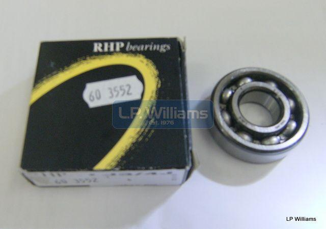 Gearbox mainshaft bearing (Ball)