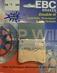 EBC Double H brake pads Fits all T150 T160 & T140 except Harris T140