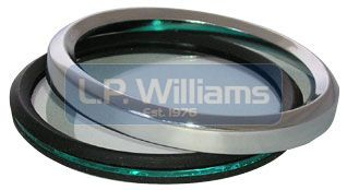 Magnetic speedo bezel and glass incl seal