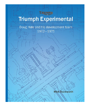 Triumph Experimental by Mick Duckworth