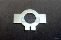Tab washer for swing arm