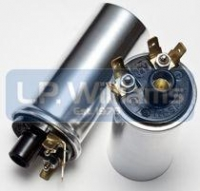 6v Tri spark coil  (Equivalent to Lucas 17M6) (Tri spark item number IGC-1006)