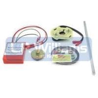 3-cyl digital ignition (Req 6v Coils) (Red box)