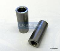 T140 TR7 Socket nut (3/8) UNF