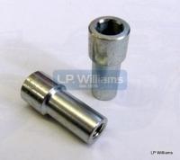 T140 TR7  Socket nut (5/16)