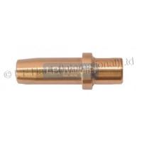 T120 TR6  Inlet valve guide bronze .004 oversize