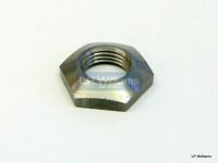 Mainshaft Nut and pivot nut for swing arm