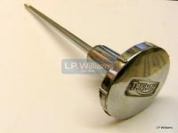 Steering damper rod C/W knob Triumph 5/16 CEI thread