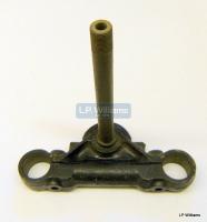 Yoke - Bottom Yoke 1971 oil in frame. Conical brake forks