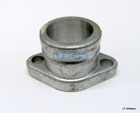 Conversion manifold Mk1 to Mk2 30mm Straight. Can be used to fit 30mm Mk1 carbs to Mk2 40mm ID inlet tubes