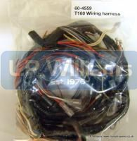 T160 Wiring harness incl solenoid harness