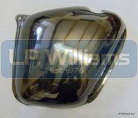 500/650 DS toolbox in steel c/w 83-1357 screw