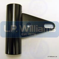 R/h fork cover T140E