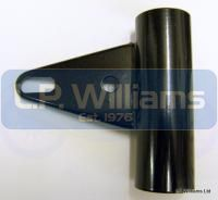 L/h fork cover T140E