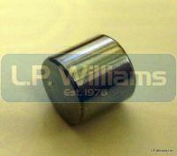 Clutch hub roller
