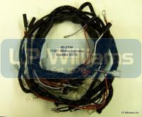 T150T wiring harness braided 69/70