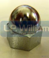 Chaincase dome nut 5/16 unf