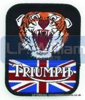 Tigers Head badge